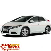 Брызговики NOVLINE Honda Civic 5D 2006- Back EXP.NLF.18.08.E11