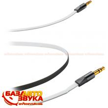 Адаптер Cellular Line AUX 3.5mm х 3.5mm White (APLOCUSTA2)