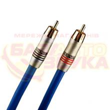 Автокабель Tchernovaudio Cable Coaxial 75 IC RCA 1.65 m
