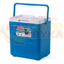 Термобокс Coleman Cooler 20 can stacker blue