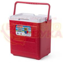 Термобокс Coleman Cooler 20 can stacker red