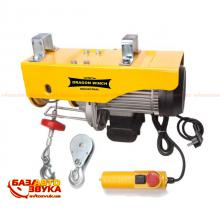Лебедка DRAGON WINCH INDUSTRIAL 250кг