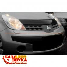 Дефлекторы капота EGR NISSAN NOTE 2008+ SG3467DS