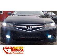 Дефлекторы капота EGR HONDA ACCORD EURO 2006 SG6529DS