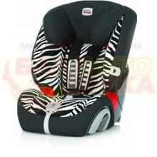 Кресло Britax EVOLVA 1-2-3 plus Smart Zebra