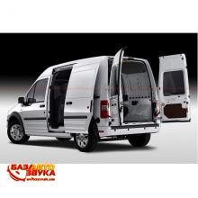 Дефлекторы капота NOVLINE FORD TRANSIT Connect EXP.NLD.SFOTRA0312