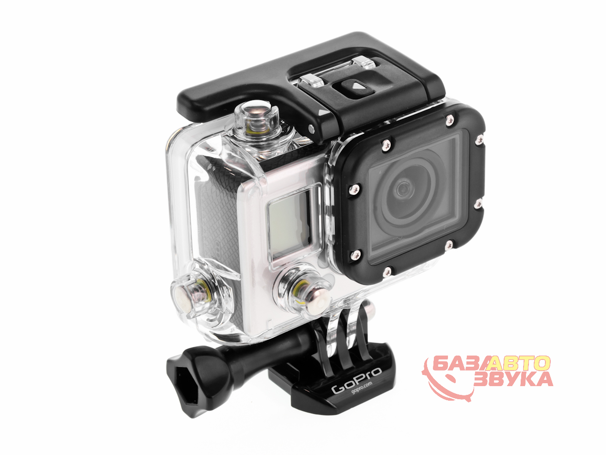 GoPro HD HERO3 Plus Silver Edition