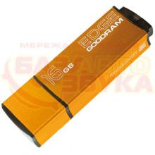 Флеш память Goodram Edge 16GB Orange