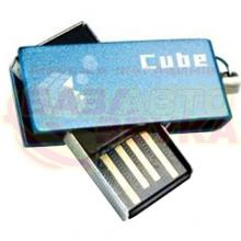 Флеш память Goodram GOODDRIVE Cube Blue 8GB