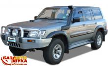 Шноркель Safari Snorkels SS16HF Nissan Patrol GU 00-04 FACT TURBO INT