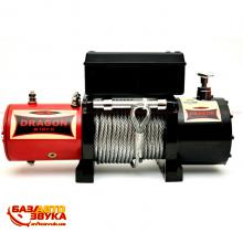 Лебедка DRAGON WINCH DWM 8000 HD 12V