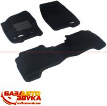 3D коврики в салон 3DMats LFR0560-LP-BL FORD-Escape (KUGA)(2013) LP Black