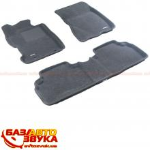 3D коврики в салон 3DMats LHD0120-LP-GR HONDA-Civic-VIII(2006) LP Gray