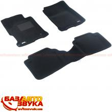 3D коврики в салон 3DMats LHD0480-PP-BL HONDA-Accord 9  Sedan(2013) PP Black