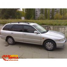 Дефлекторы окон NOVLINE MITSUBISHI LANCER Wagon (2 door) EXP.NLD.SMILAN0032/2