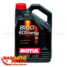 Моторное масло MOTUL 8100 ECO-nergy 5W-30 812307 4л