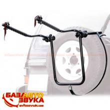 Велокрепление Peruzzo PZ 387 4X4 BIKE CARRIER Grey