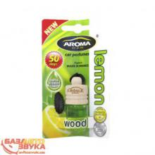 Ароматизатор Aroma Car 311 Wood - LEMON 4мл, Фото 3