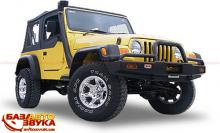 Шноркель Safari Snorkels SS1055HF Jeep Wrangler TJ  99-06 HARD TOP