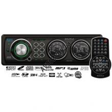 Автомагнитола Shuttle SDD-580 Black/Green