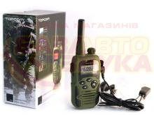 Переносная рация TOPCOM TWINTALKER 9500 Airsoft Version LONG RANGE