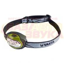 Налобный фонарь VARTA Power Line Premium LED x4 Head Light 3AAA 17631