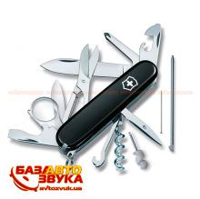 Мультитул Victorinox Swiss Army Explorer черный 1.6705.3