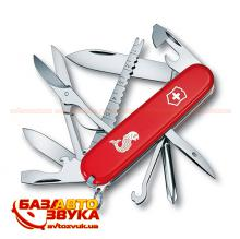 Мультитул Victorinox Swiss Army Fisherman красный 1.4733.72