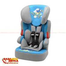 Детское автокресло Bertoni X-DRIVE PLUS GREY&BLUE SKY ADVENTURE, Фото 2