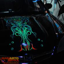 Краска  Noxton for Metal Light Ultraviolet Оранжевая 1л