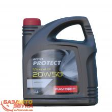 Моторное масло Favorit Active Protect 20W-50 4л