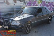 Дефлекторы окон HIC Mercedes E-klasse W-124 1985-1996 Sedan