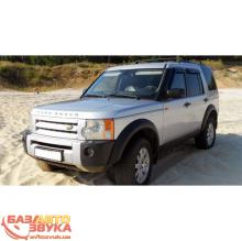 Дефлекторы окон ClimAir Land Rover Discovery 2007 CLI0033247\CLI0042870
