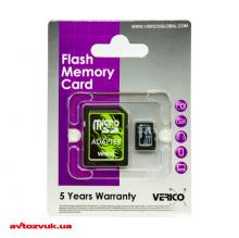 Флеш память Verico MicroSDHC 32GB Class 10 + SD adapter VFE3-32G-V1E, Фото 3