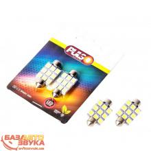 LED лампа PULSO LP-85419 (LED SV8.5/8/T11x41mm/9 SMD-5050/12v/White) (1шт.)