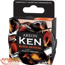 Ароматизатор Areon KEN Black Crystal