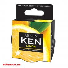 Ароматизатор Areon Ken Lemon