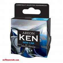 Ароматизатор Areon Ken New Car