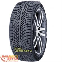 Шины Michelin Latitude Alpin 2 (245/65R17 111H)