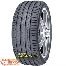 Шины Michelin Latitude Sport 3 (235/55R19 105V)