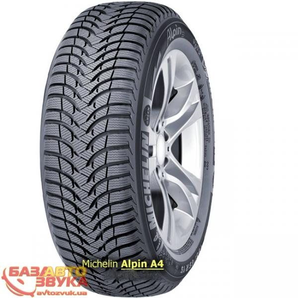 Шина Michelin Alpin A4 (195/60R15 88T)