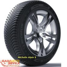 Шины Michelin Alpin A5 (205/60R16 96H)