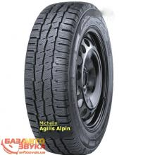 Шины Michelin Agilis Alpin (205/65R16C 107/105T)