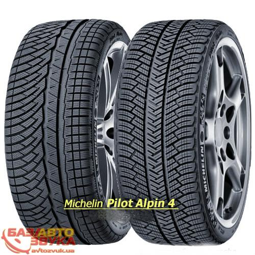 Шина Michelin Pilot Alpin PA4 (235/45R17 97V)
