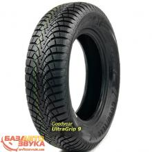 Шины GOODYEAR Ultra Grip 9 (195/65R15 91T)