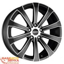 Диски MOMO EUROPE MATT CARBON-POLISHED mo82 (R15 W6,5 PCD4x114,3 ET40 DIA72,3)