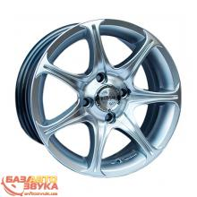 Диски RACING WHEELS H-134 HS rw402 (R14 W6 PCD4x98 ET38 DIA58,6)