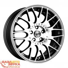Диски RACING WHEELS H-431 DB-F/P rw737 (R14 W6 PCD4x100 ET38 DIA67,1)