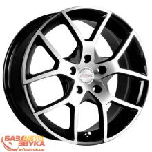 Диски RACING WHEELS H-466 DB-F/P rw732 (R15 W6,5 PCD4x100 ET40 DIA67,1)
