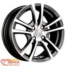 Диски RACING WHEELS H-346 GM-F/P rw352 (R16 W7 PCD4x114,3 ET40 DIA67,1)
